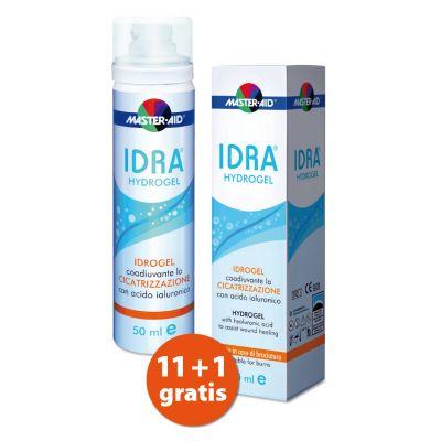 Verpackung Master Aid IDRA® HYDROGEL