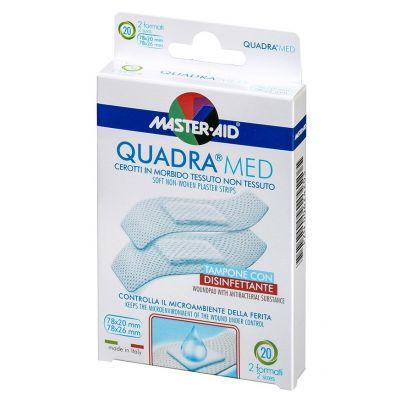 Verpackung QUADRA®MED Wundpflaster (2 Formate)