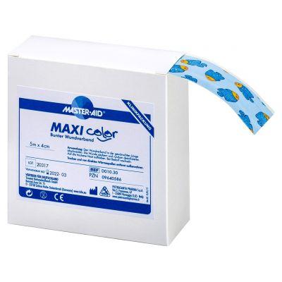 Verpackung MAXI color FISCHE Kinder-Wundschnellverband