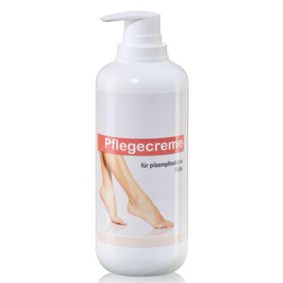 Pflegecreme – für pilzempfindliche Füße (ohne Praxislogo)