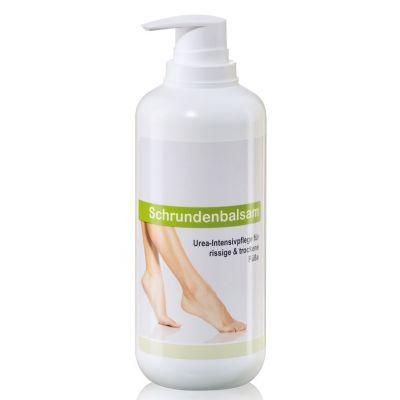 Schrundenbalsam – für trockene, rissige und verhornte Füße (ohne Praxislogo)