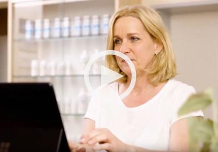 Video Erfahrungsbericht der eigenen Pflegeserie